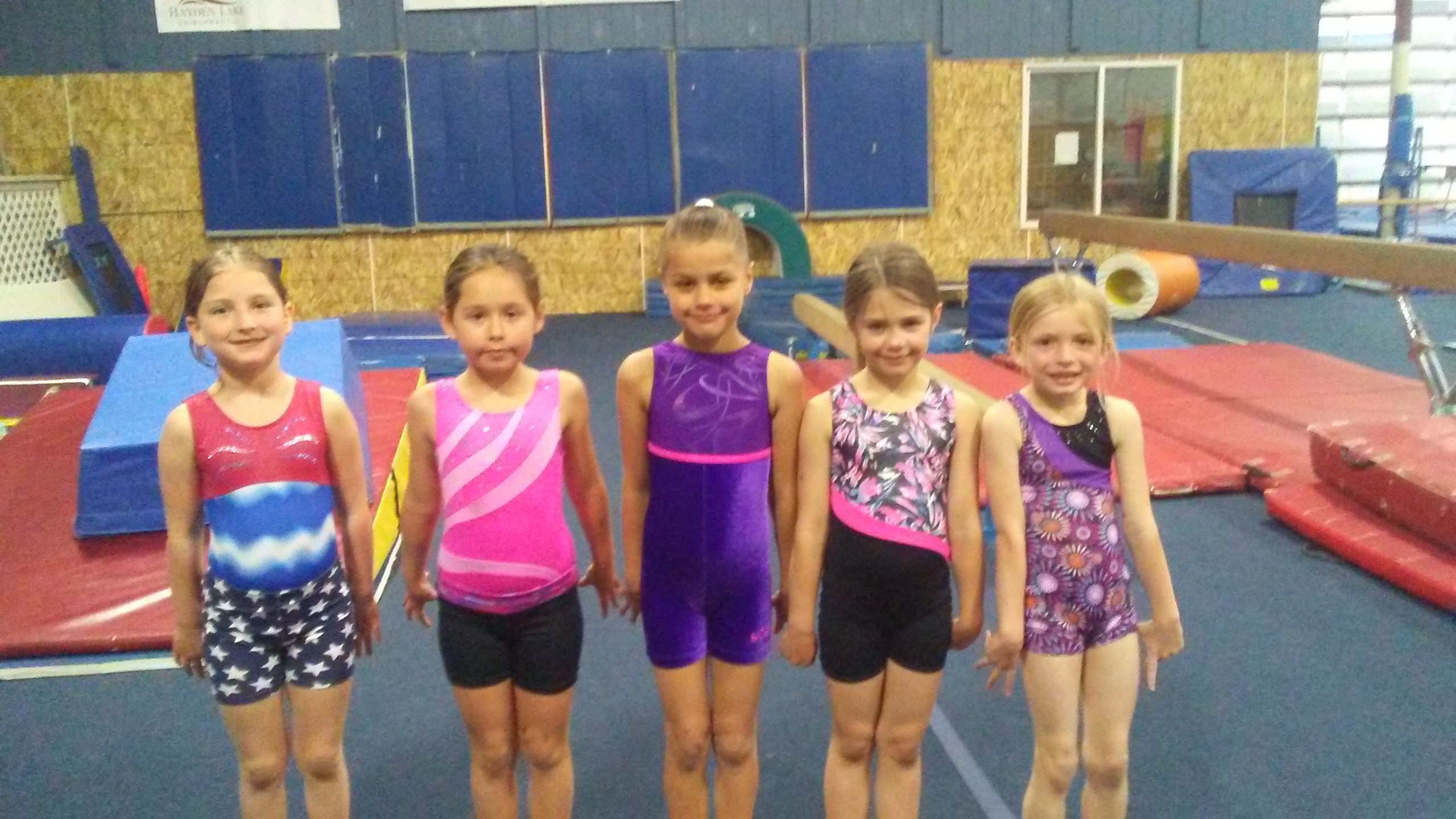 Minimites 6-7 Year old Girls – Technique Gymnastics