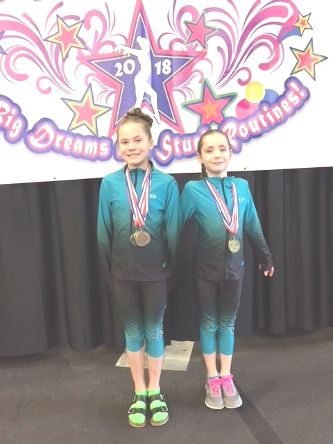 JO State Vault Champs